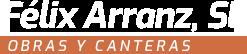 Obras y Canteras Félix Arranz Logo
